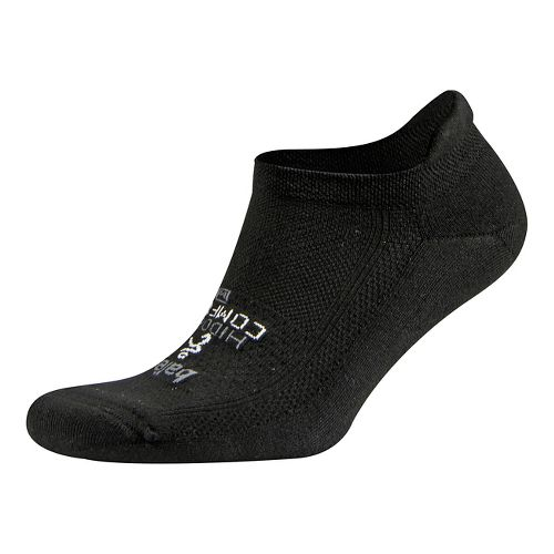 Balega Hidden Comfort Single Socks - Black S