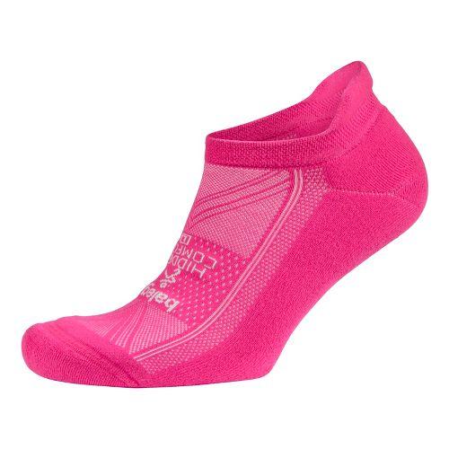 Balega Hidden Comfort Single Socks - Electric Pink S