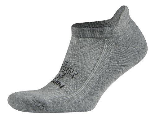 Balega Hidden Comfort Single Socks - Grey M