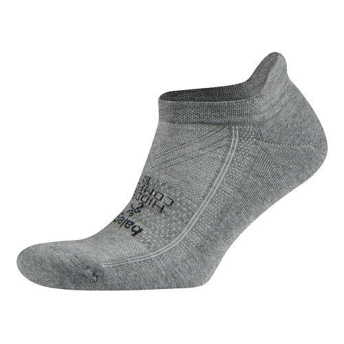 Balega Hidden Comfort Single Socks - White S