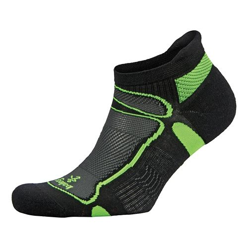 Balega Ultra Light No Show Socks - Black M