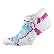 Balega Ultra Light No Show Socks - White Berry M