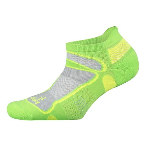 Balega Ultra Light No Show Socks - Neon Green M