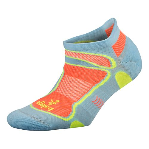 Balega Ultra Light No Show Socks - Mild Grey L