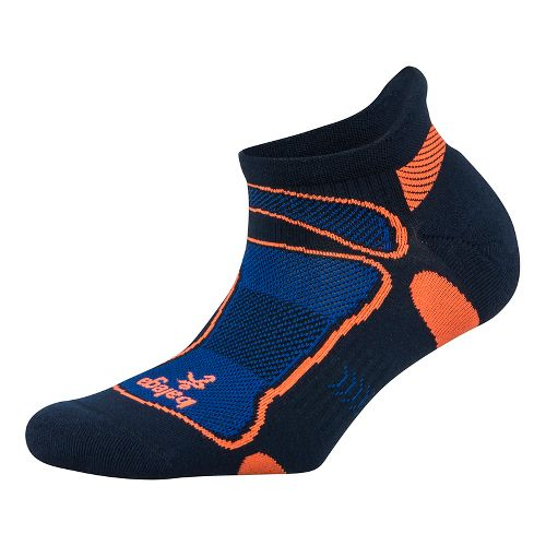 Balega Ultra Light No Show Socks - Ink/Cobalt S