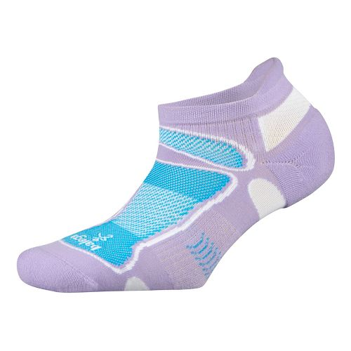 Balega Ultra Light No Show Socks - Lavender M