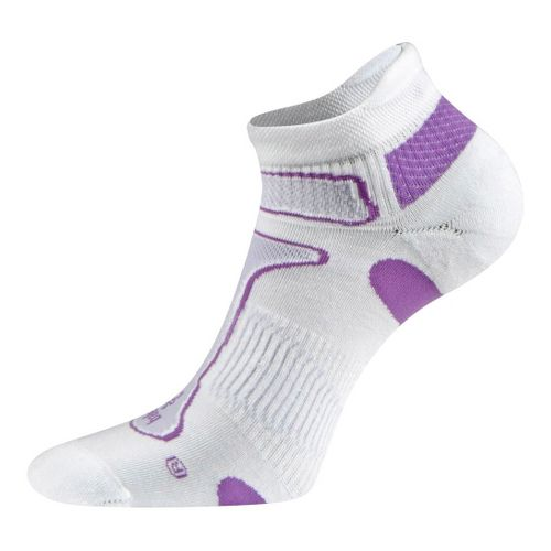 Balega Ultra Light No Show Socks - Purple M