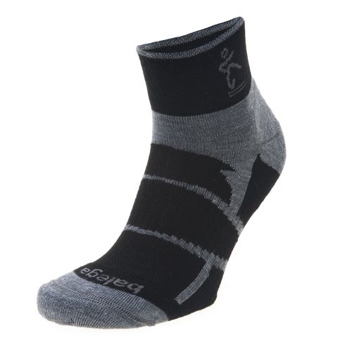 Balega Enduro 2 Quarter Socks - Black L