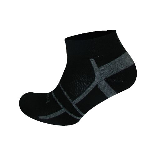 Balega Enduro 2 Low Cut Socks - Black L