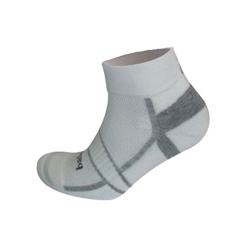 Balega Enduro 2 Low Cut Socks - White L