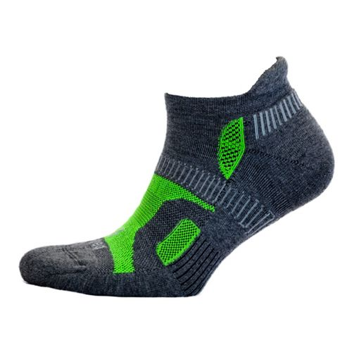 Balega Hidden Contour Socks - Charcoal L