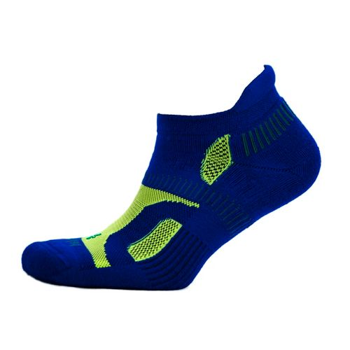 Balega Hidden Contour Socks - Electric Blue L