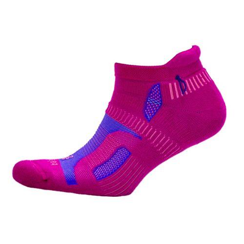 Balega Hidden Contour Socks - Raspberry S
