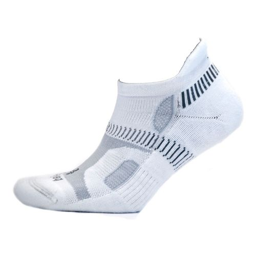 Balega Hidden Contour Socks - White XL