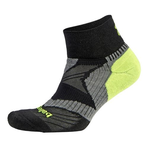 Balega Enduro V-tech Quarter Socks - Black L