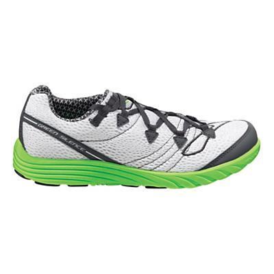 Womens Brooks Green Silence Running Shoe