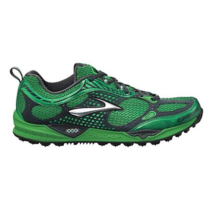 Mens Brooks Cascadia 6 Trail Running Shoe