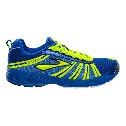 Brooks Racer ST 5 Running Shoe - Electric/Nightlife 11.5
