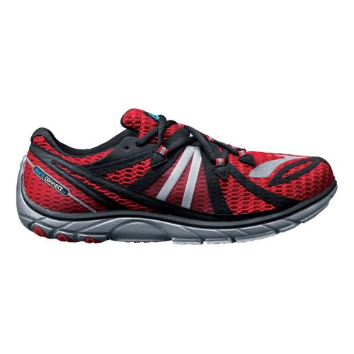 Mens Brooks PureConnect 2 Running Shoe - Red/Black 7