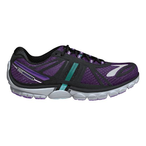 Womens Brooks PureCadence 2 Running Shoe - Purple 7