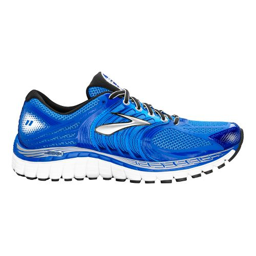 Mens Brooks Glycerin 11 Running Shoe - Blue 10.5