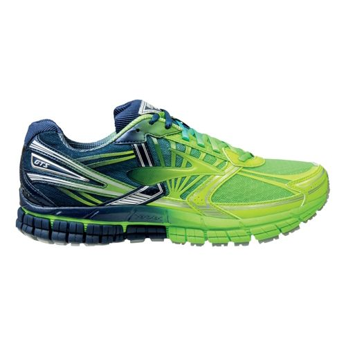 Mens Brooks Adrenaline GTS 14 Running Shoe - Ombre 10.5