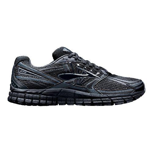 Womens Brooks Adrenaline GTS 14 Running Shoe - Black 5