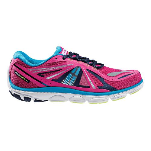 Womens Brooks PureCadence 3 Running Shoe - Pink 5