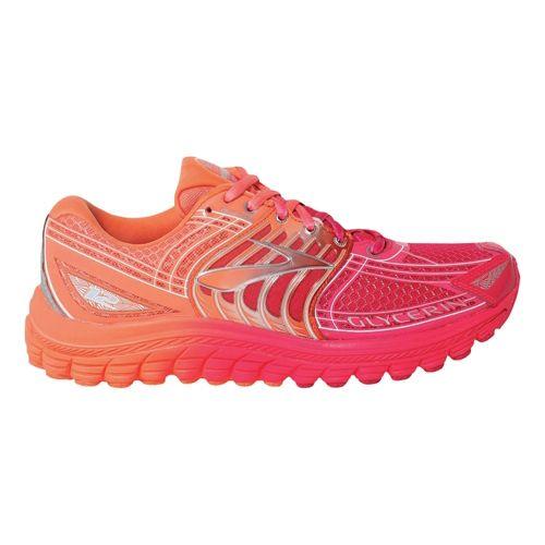 Womens Brooks Glycerin 12 Running Shoe - Ombre 10