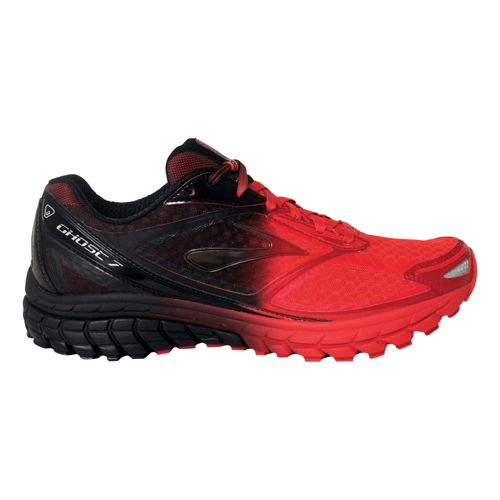 Mens Brooks Ghost 7 Running Shoe - Ombre 10