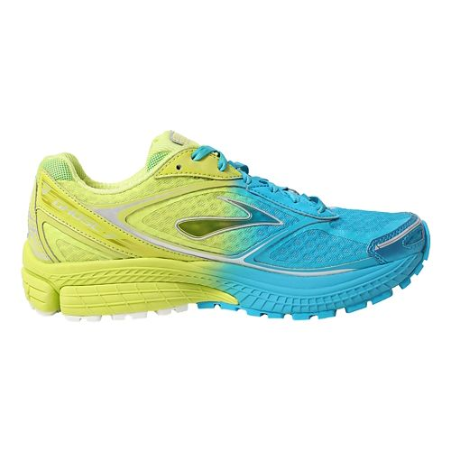 Womens Brooks Ghost 7 Running Shoe - Ombre 10.5