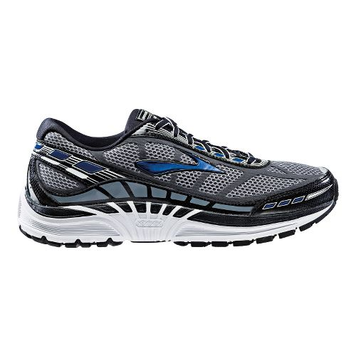 Mens Brooks Dyad 8 Running Shoe - Grey 7.5