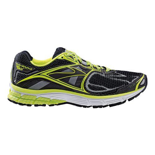 Mens Brooks Ravenna 5 Night Life Running Shoe - Neon 13