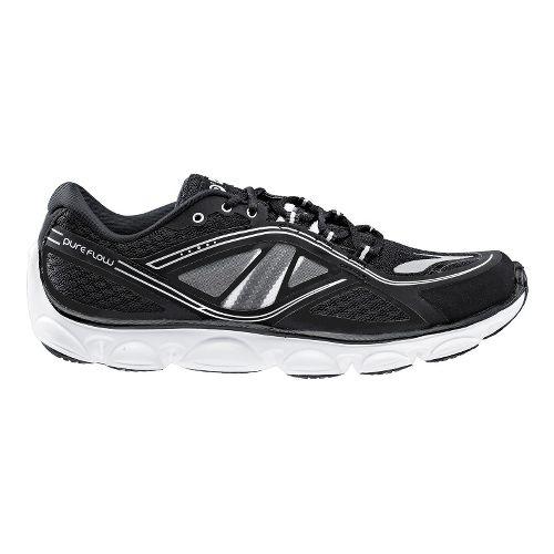 Kids Brooks PureFlow 3 Running Shoe - Black 1.5Y