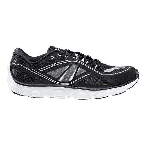 Kids Brooks PureFlow 3 Running Shoe - Black 5