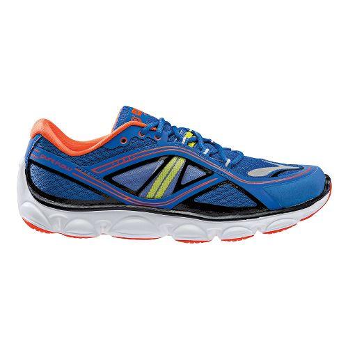 Kids Brooks PureFlow 3 Running Shoe - Electric/Flame 1