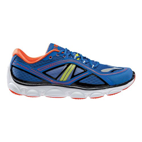 Kids Brooks PureFlow 3 Running Shoe - Electric/Flame 6