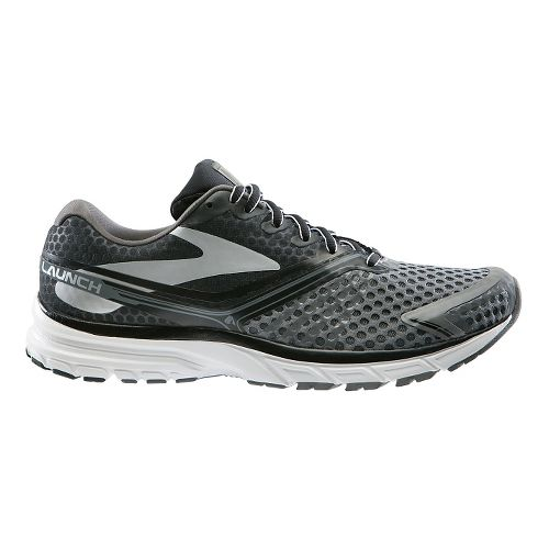 Mens Brooks Launch 2 Running Shoe - Mako/Black 13
