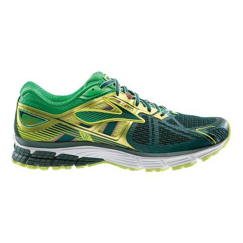 Mens Brooks Ravenna 6 Running Shoe - Green 8.5
