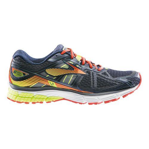 Mens Brooks Ravenna 6 Running Shoe - Green 7.5