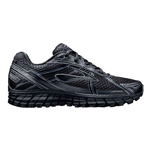 Mens Brooks Adrenaline GTS 15 Running Shoe - Black 12.5