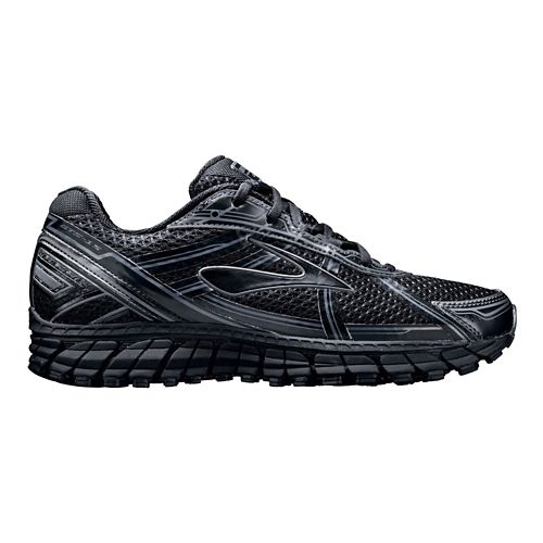 Womens Brooks Adrenaline GTS 15 Running Shoe - Black 12