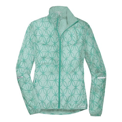 Womens Brooks LSD Lite IV Running Jackets - Glass XL