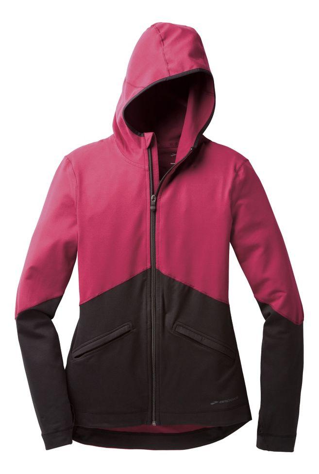 Brooks Utopia Thermal Hoodie III Warm-Up Hooded Jacket