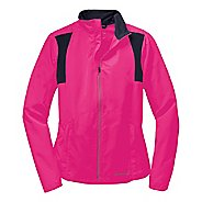 Womens Brooks Nightlife Essential III Running Jackets