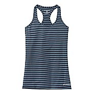 Womens Brooks Bring It Racerback Tanks Technical Top