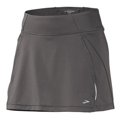 Womens Brooks PR Mesh Skort Fitness Skirts