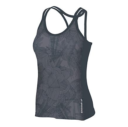 Womens Brooks Glycerin Support Tank II Sport Top Bras