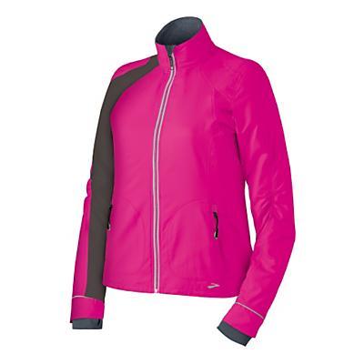 Womens Brooks Nightlife III Running Jackets