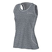 Womens Brooks Versatile EZ Racerback Tanks Technical Tops